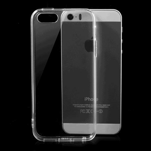 iPhone 5/5s Cover Transparent