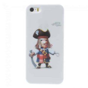 iPhone5/5S/SE cover, pirat