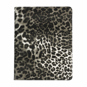iPad 2,3,4 cover m. leopardmønster