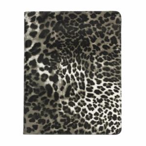 iPad 2,3,4 cover m. leopardmønster