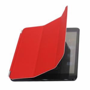 iPad mini forside cover m. dvalefunktion, rød