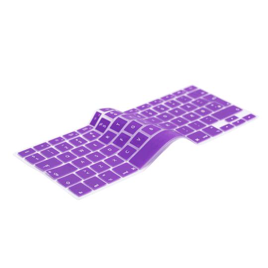 Macbook keyboard cover, lilla