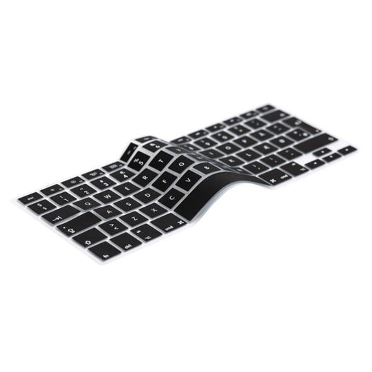 Macbook keyboard cover, sort