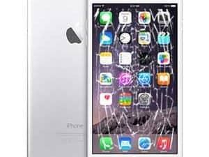 iPhone 6 Plus skærmskift OEM