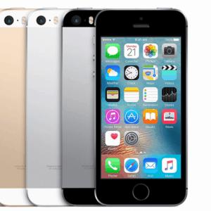 """""""NY"""" Brugt iPhone SE 64gb"""