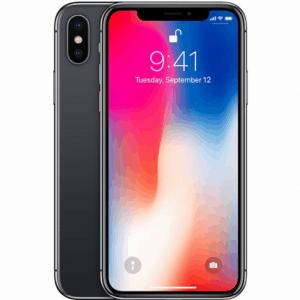 iPhone X 64Gb, Pæn og velholdt