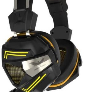 Havit Gaming Headset BLACK+ORANGE 7.1