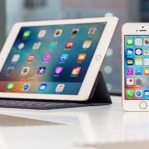 Brugte iPhones/iPads til salg