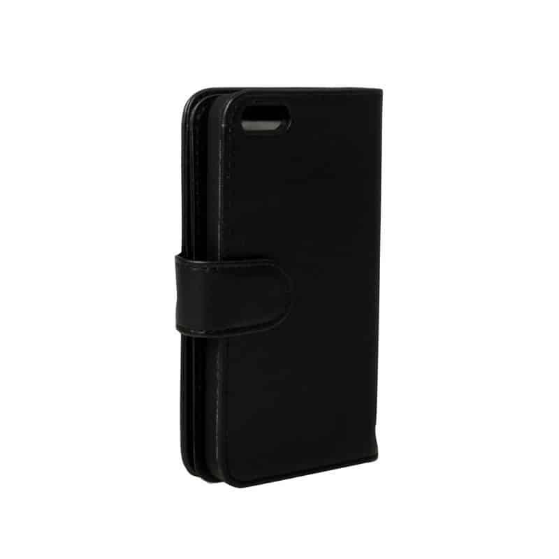 a777e021bac GEAR iPhone 5/S/SE Wallet 3.0 Sort Til 6 Kort + Foto • WeCoverYou