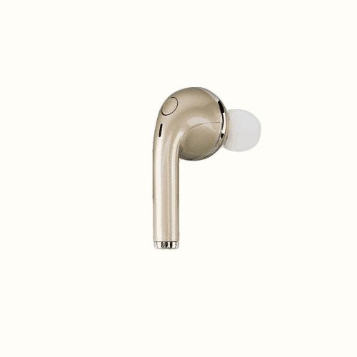 Mini bluetooth earphone, gold