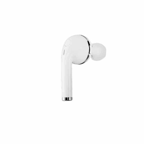 Mini bluetooth earphone, hvid