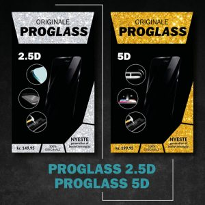 Proglass - Den nyeste generation