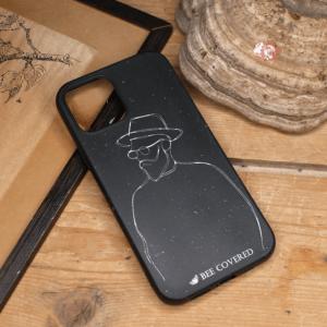 iPhone 12 Mini - Sort Mand
