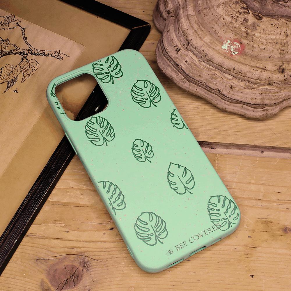 iPhone 12 Mini - Grønne Blade