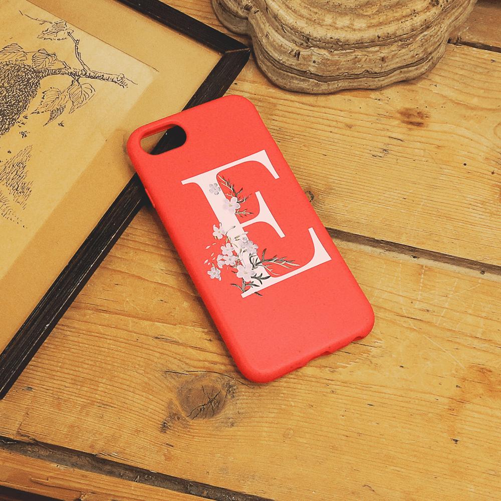 iPhone 7/8/SE - E, Rød