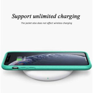 iPhone 12 Pro Max - Grønne Blade