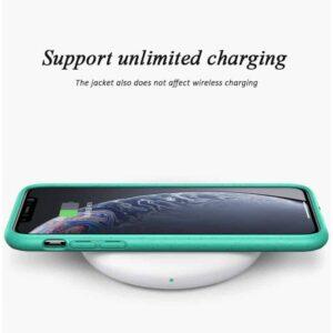 iPhone 12 Pro Max - Pink & Grønne Blomster