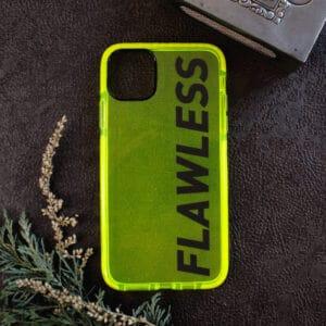 iPhone 11 bagside Neon, flawless
