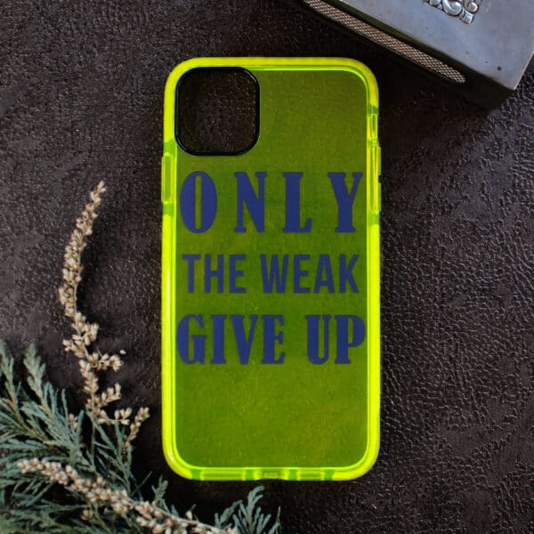 iPhone 11 bagside Neon, Only