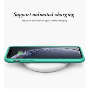 iPhone 11 - skildpadde, Hvid