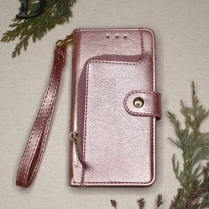 iPhone 12 Pro Max - Pink Flipcover