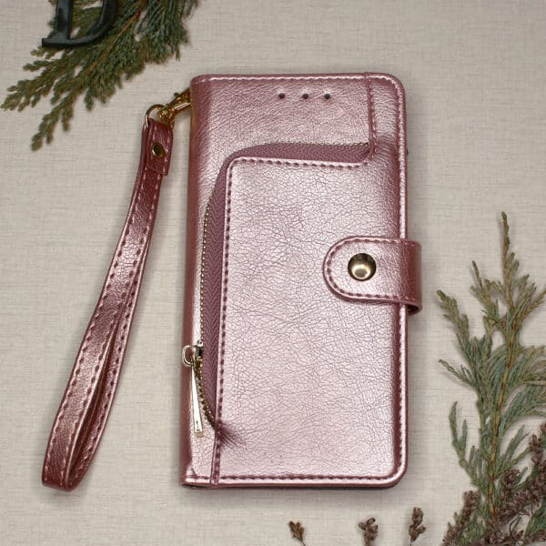 iPhone 12 Mini - Pink Flipcover