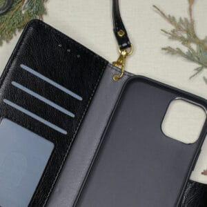 iPhone 12 Mini - Sort Flipcover