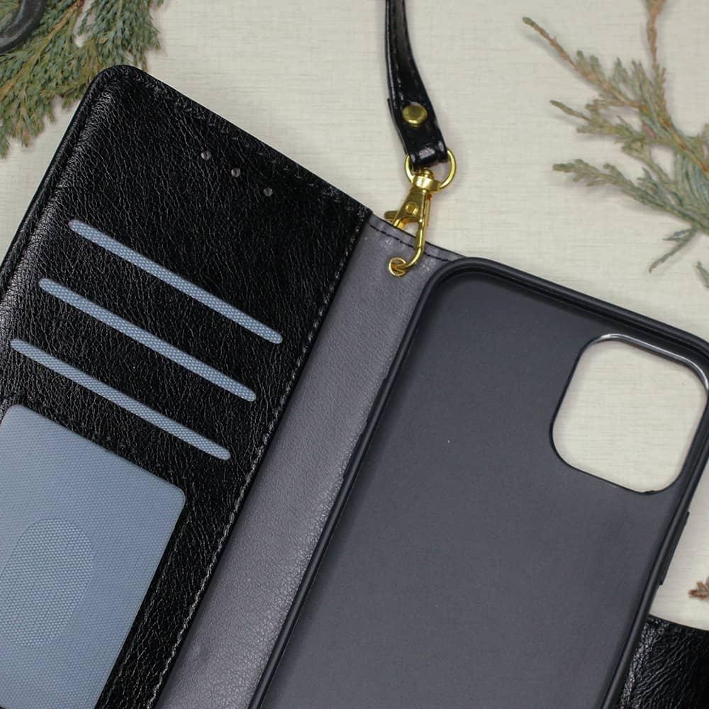 iPhone 12/12 Pro - Sort Flipcover
