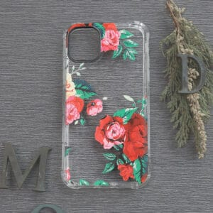 iPhone 11 Pro Transparent, Roser, Stødsikre