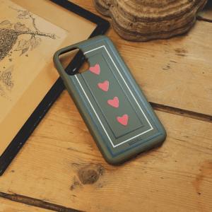 iPhone 11 - Hjerter