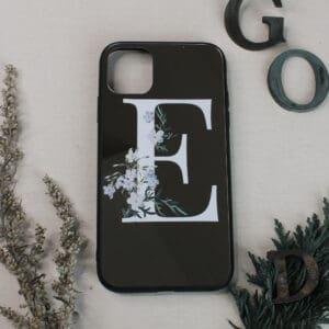 iPhone 11 bagside med spejl effekt, E