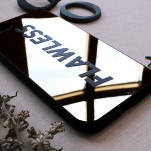 iPhone 11 Pro bagside med spejl effekt, Flawless