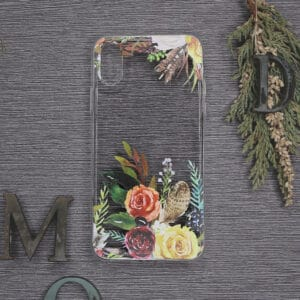 iPhone XR Transparent, Roser og Blade