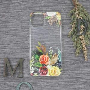 iPhone 11 Transparent, Roser og Blade
