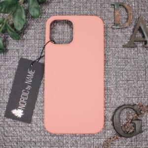 iPhone 12 Mini bagside silikone, Pink