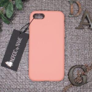 iPhone 7/8/SE 2020 bagside silikone, Pink