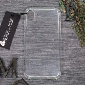 iPhone XR, Transparent