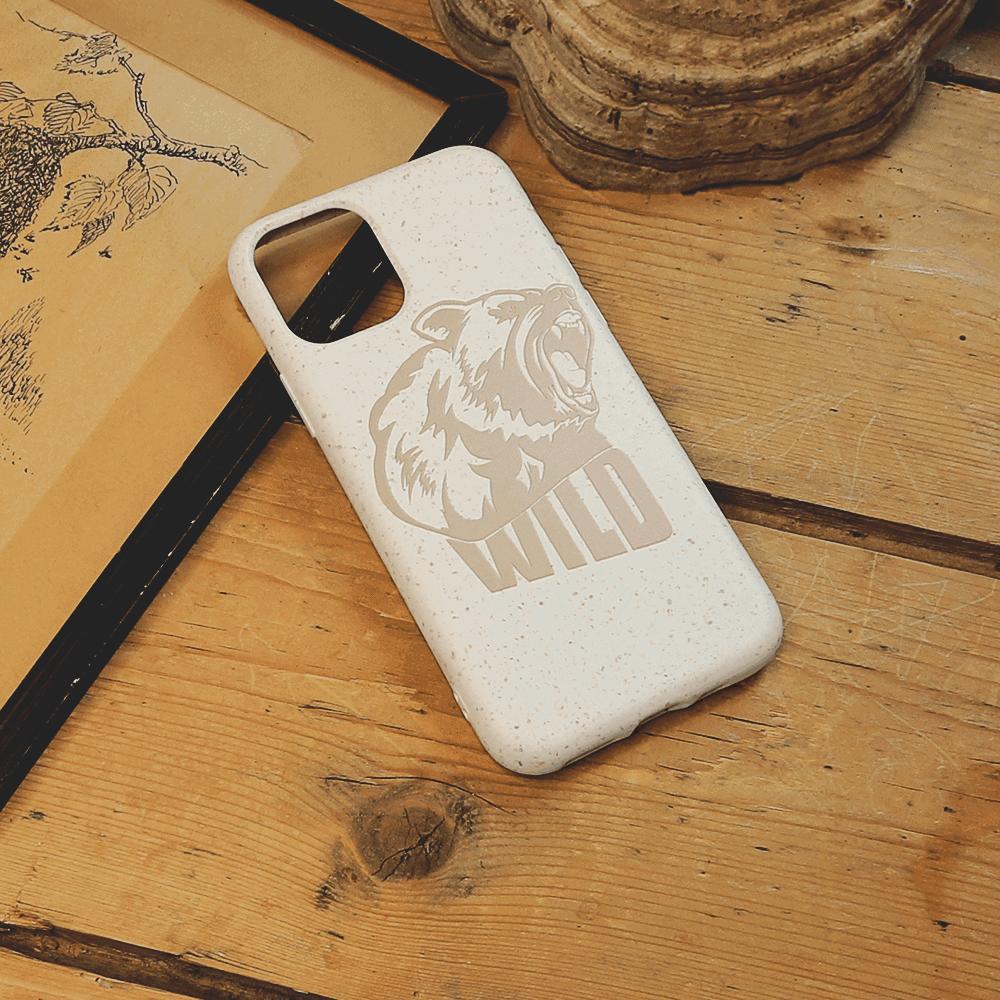 iPhone 11 Pro max - Wild, Bjørn