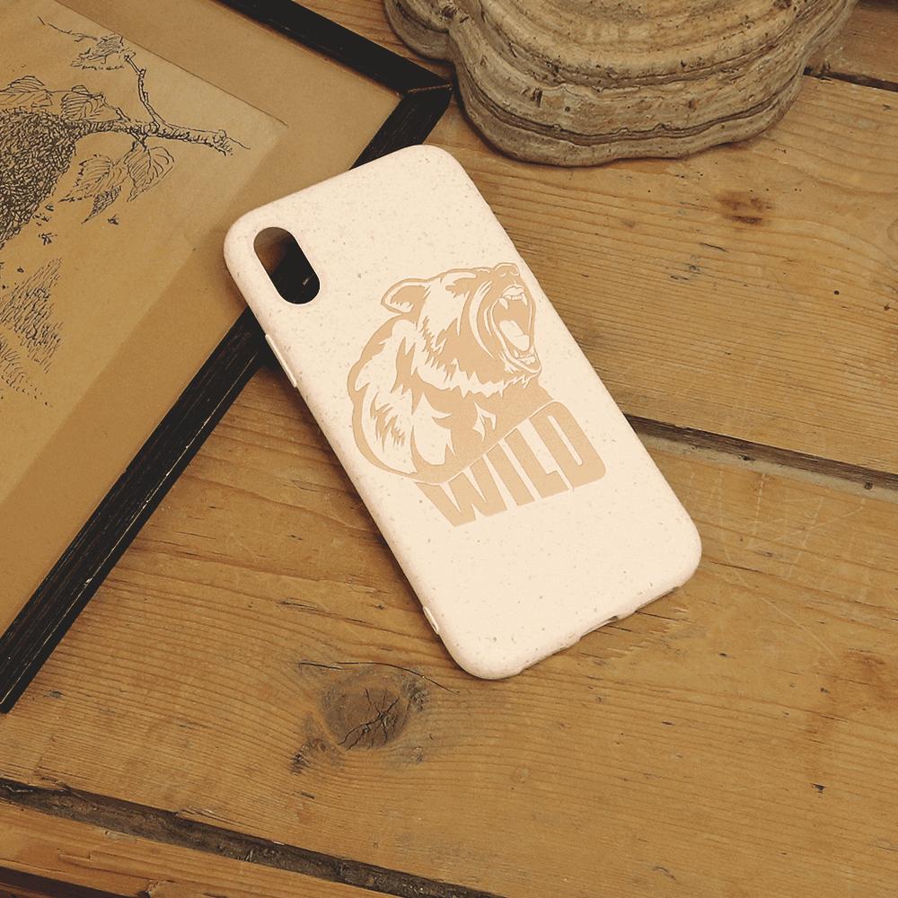 iPhone XR - Wild, Bjørn