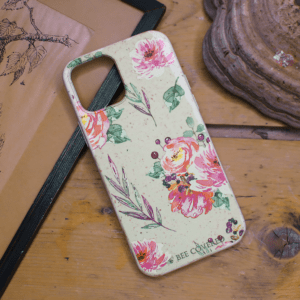 iPhone 12 Mini - Akvarel Blomster