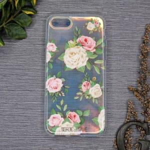 iPhone 7/8/SE 2020 - Holografisk Roser