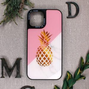 iPhone 12 Mini - Akryl Ananas