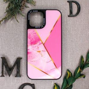 iPhone 12/12 Pro - Akryl Pink