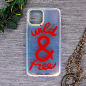 iPhone 12/12 Pro - Holografisk Wild