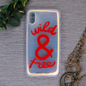 iPhone X/XS - Holografisk Wild